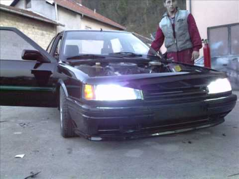 Renault 21 By Lowrider .wmv