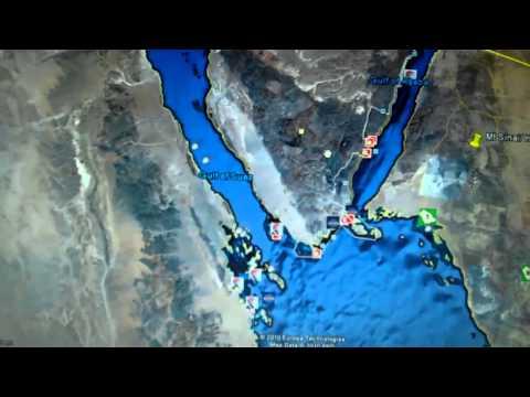 "Mount Sinai / Horeb in Arabia ""Jabal Al Lawz"" I of 2"
