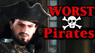 WORST PIRATE EVER - Raven