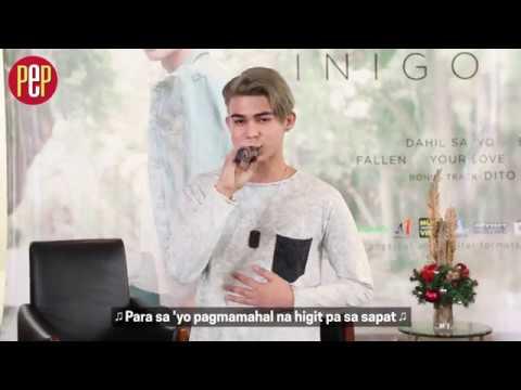 Iñigo Pascual   Dahil Sa 'Yo