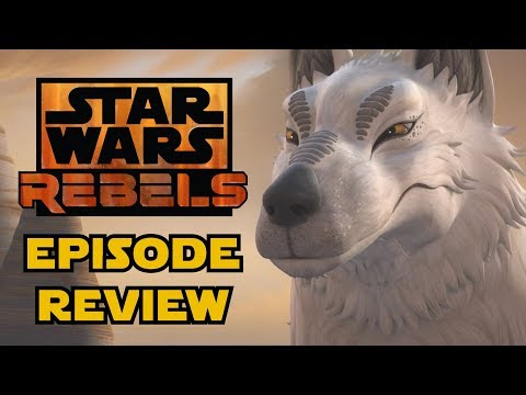 Star Wars Rebels Season 4 - The Occupation and Flight of the Defender Episode Reviews