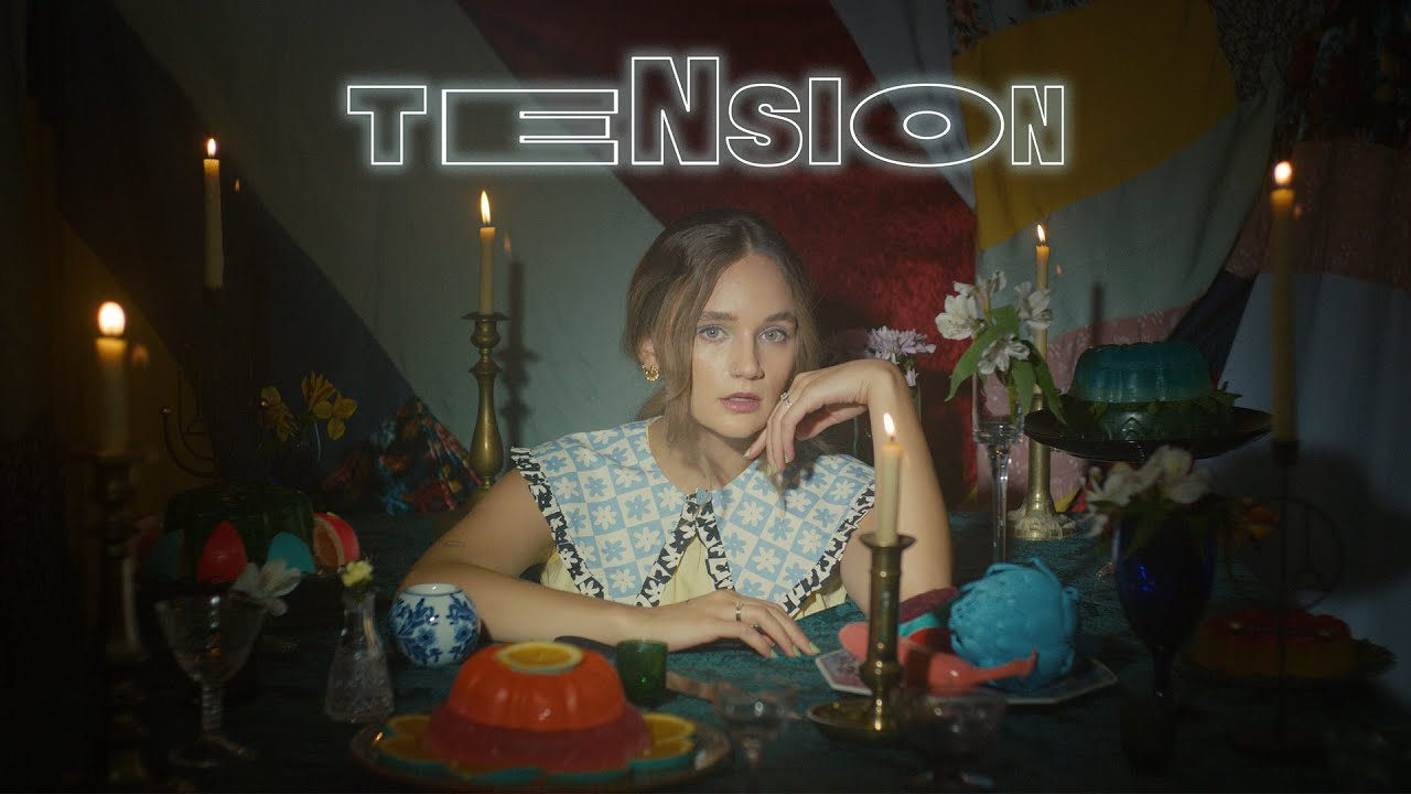 Download Hollyn | Tension (Official Music Video)