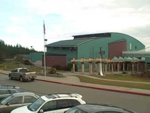 Klahowya Secondary School, Silverdale, WA