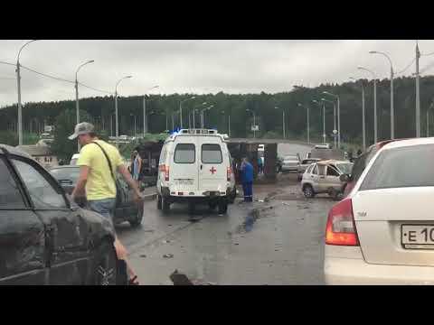 ДТП В ТОМСКЕ