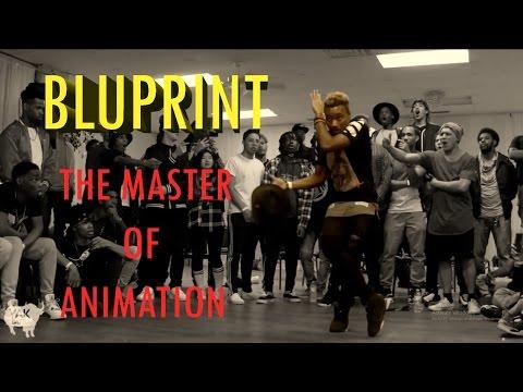 BLUPRINT | The Master of Animation | Dragon House | Dance Compilation