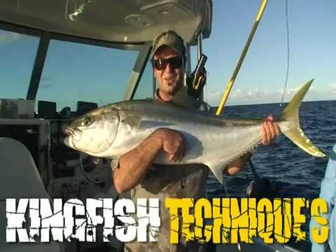 (Yellowtail) Kingfish Techniques DVD Preview