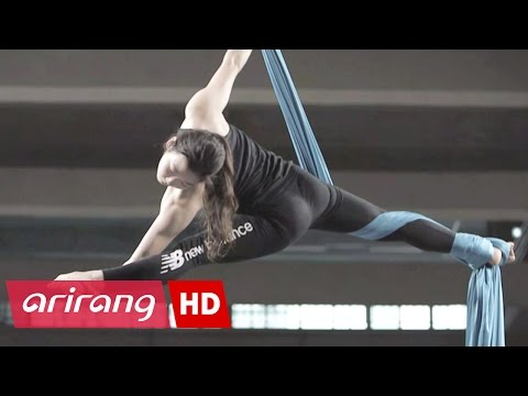 The Next Korea Generation Y(Ep.8) Circus performer Lee Solbitna