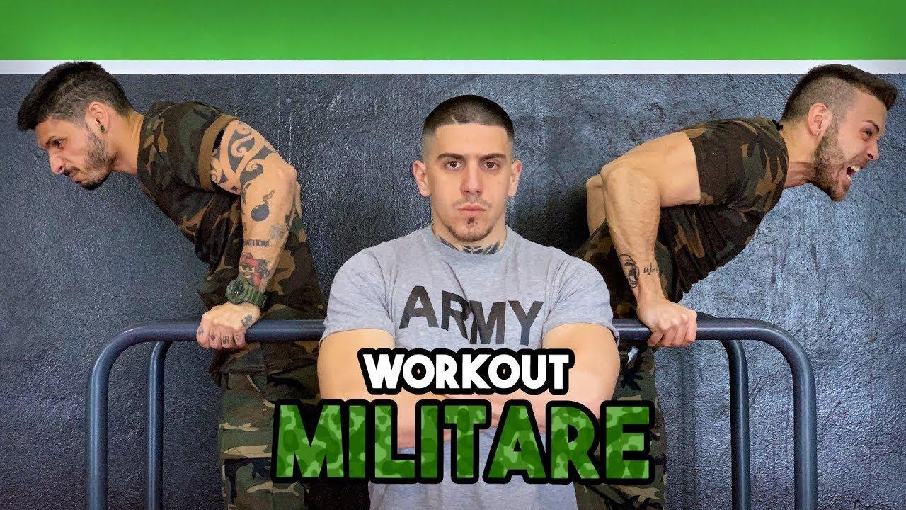 allenamento per le forze speciali