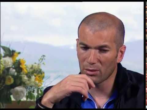 Zinédine Zidane, un homme engagé (2004)