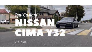 Nissan CIMA Y32