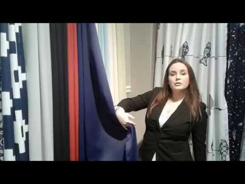 Lush Decor Insulated Grommet Blackout Curtains Product Demonstration
