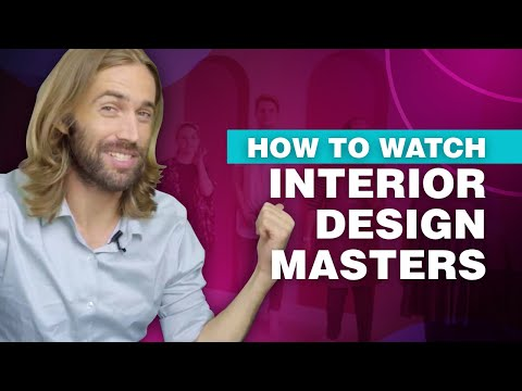 How To Watch Interior Design Masters From Anywhere Youtube