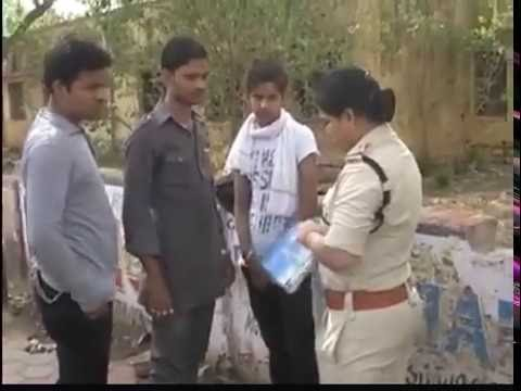 "Police Operation ""Majnu Dharpakad"" 