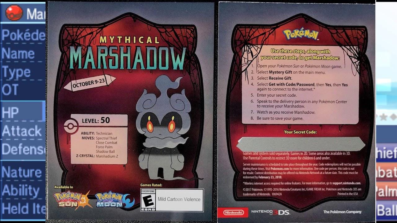 Pokemon Ultra Sun Mystery Gift Codes 2019 Richieku Co