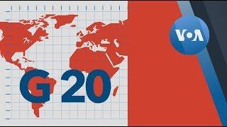 Thượng đỉnh G20 là gì? (VOA)