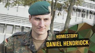 Homestory Daniel Hendriock | UNBESIEGT | Bundeswehr Exclusive