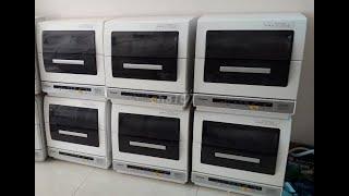 Máy rửa chén nội địa nhật - Máy rửa bát nội địa Nhật Bản bãi Panasonic