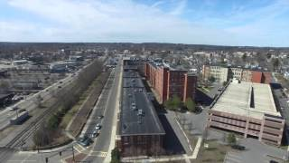 Dennison Mfg Company - Framingham MA - Drone Video