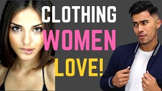 8 Clothing Items Men Wear That Drive Women WILD