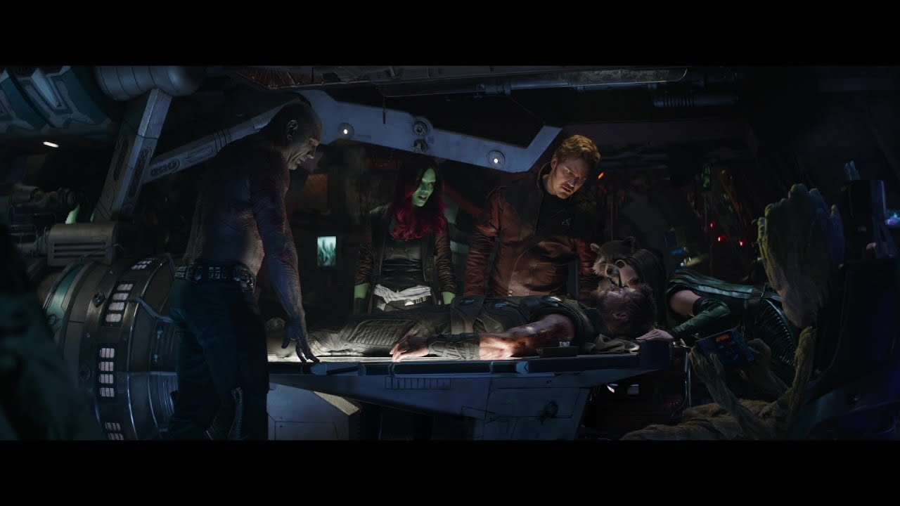 Avengers : Infinity War - Reportage : La famille Marvel