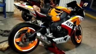 Instalación Lowering Kit Vortex Honda CBR1000RR REPSOL