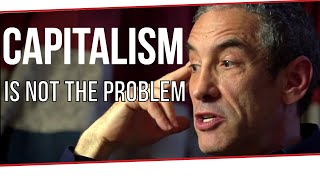 CAPITALISM IS NOT THE PROBLEM   Douglas Rushkoff On London Real