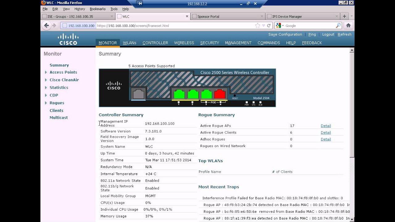 Cisco Wlc Active Active