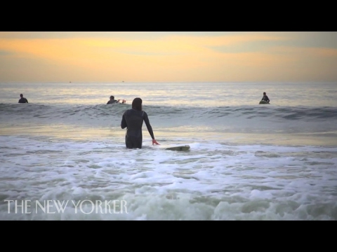 A Surfer S Saay At Rockaway Beach New York Etc The Yorker
