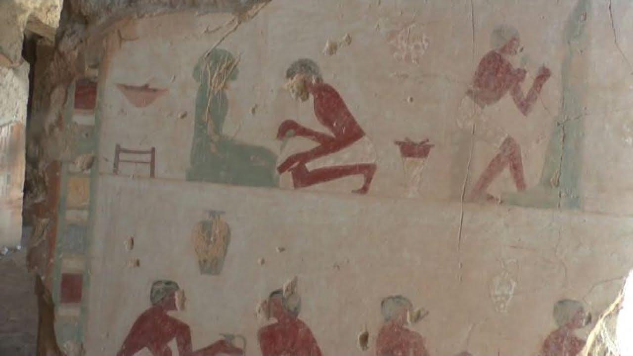 Egitto, scoperta una nuova gigantesca tomba a Luxor