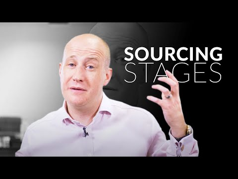 Top Tips: The Different Stages of Sourcing | Asset Academy