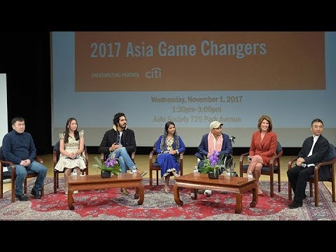 Meet the 2017 Asia Game Changers