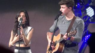 I Know What You Did Last Summer - Shawn Mendes & Camila Cabello | Jingle Ball 2015 - Tampa, FL
