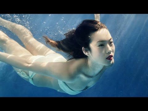 Aquaman Crystal Makes Breathing Underwater Possible
