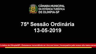 75ª Sessão Ordinária
