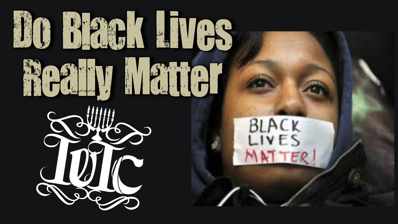 The Israelites: Do Black Lives Really Matter To Black People - YouTube