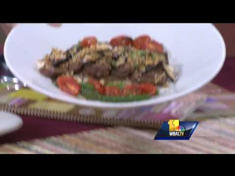 Video: Healthy options at the Cheesecake Factory