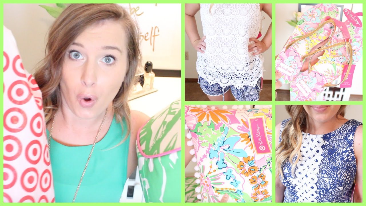Target partners with Lilly Pulitzer new photo