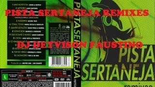 Pista Sertaneja Remixes Vol 1