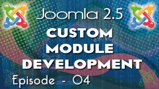 How to create Joomla 2.5 Module - Ep 4 -  How to use css and Javascript in your module