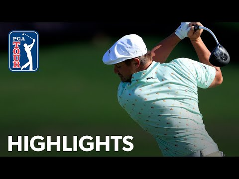 Bryson DeChambeau shoots 5-under 67 | Round 1 | Arnold Palmer Invitational | 2021