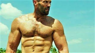 Jason Statham training/workout