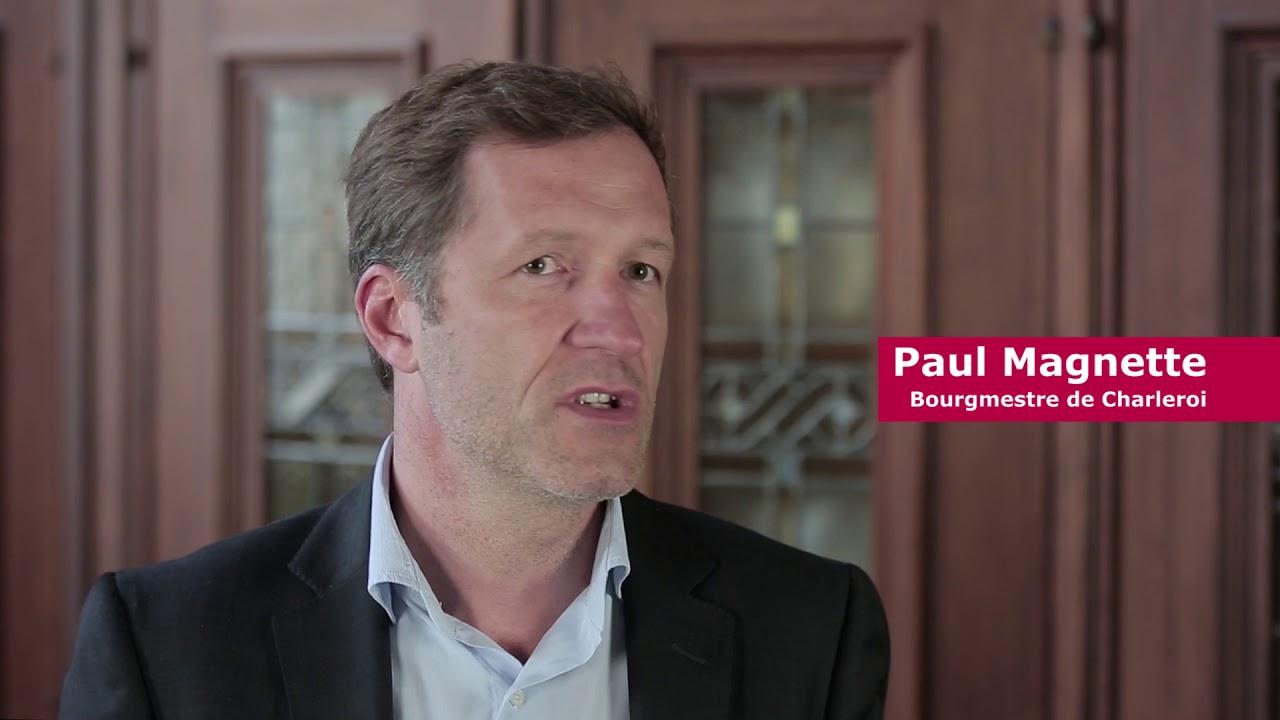 Paul Magnette - Rentrée Académique 2017 - Interview complète