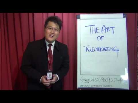 Singapore Property Show - JPS Episode #4 - The Art of Telemarketing