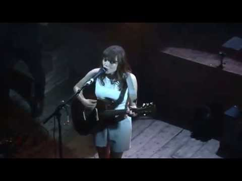 Gabrielle Aplin - Hurt (Live At Wilton's Music Hall, London 9/7/15)