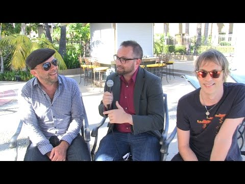 Interview with Mark & Andy of Ride