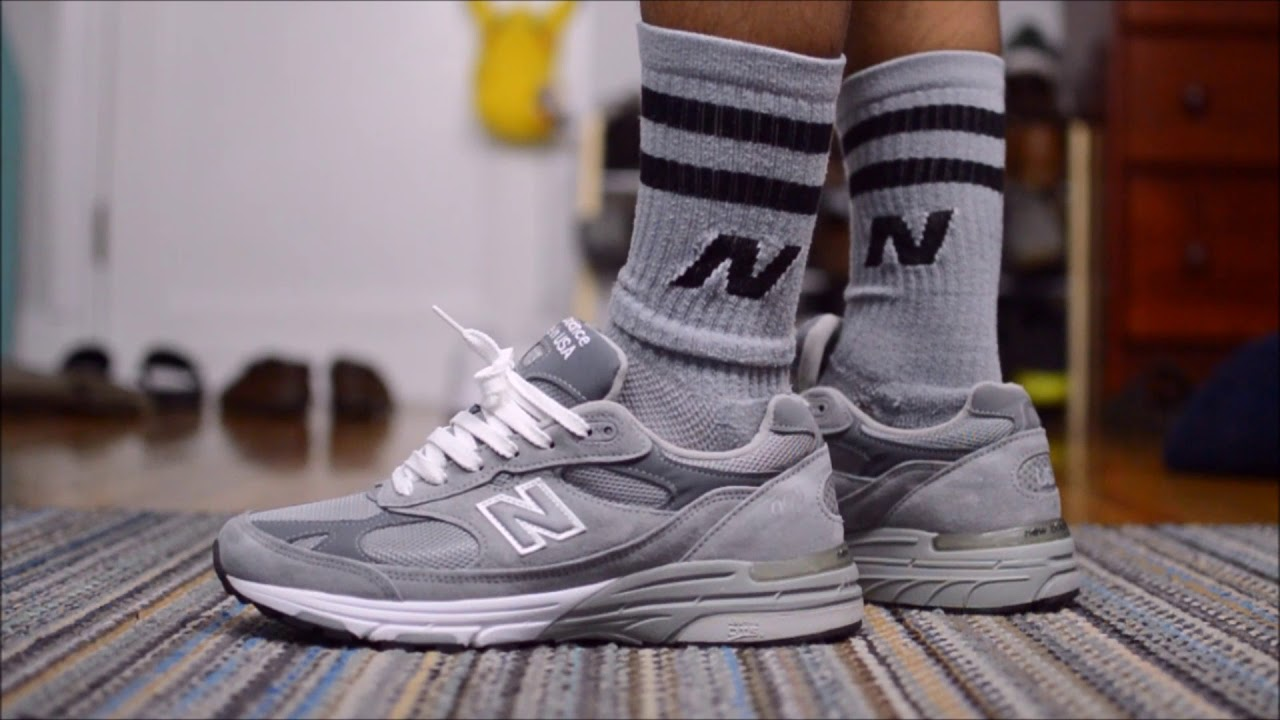 New Balance 993 - the Perfect Dad Shoe  - YouTube d2c5b6d61
