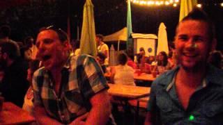 Les zinzins de Belgique à Dieulefit plage - part 1