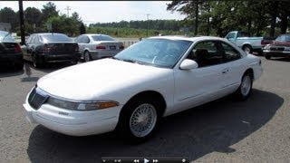 1995 Lincoln Mark VIII Start Up, Exhaust, and In Depth Review