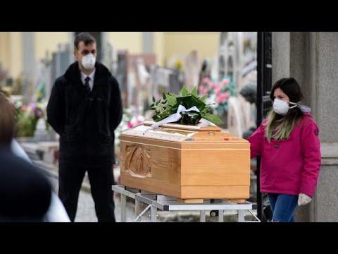 Covid-19, protezione civile, ancora in calo il numero dei morti