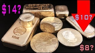 How Low Does Silver Have To Go Before You Give Up?